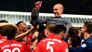 «Бавария» добыла Кубок Германии, обыграв по пенальти «Боруссию»