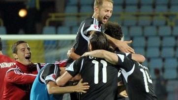 Албанцы определились с предварительной заявкой на Евро-2016