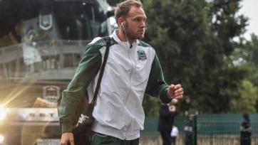 Гранквист: «Мы очень хотели попасть в Лигу чемпионов»