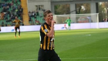 Аршавин оформил дубль в матче чемпионата Казахстана