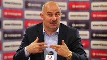 Черчесов:  «Нет смысла показывать хорошую игру, если она не приносит результат»