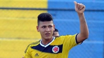 «Севилья» может подписать юного колумбийца