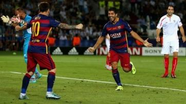 Анонс. «Барселона» - «Севилья». Не думай о нервионцах свысока