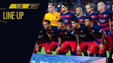 «Барселона» - «Севилья», онлайн-трансляция. Стартовые составы команд