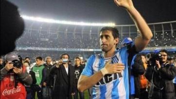Диего Милито завершил карьеру