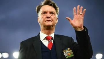 Официально: Луи ван Гаал уволен из «Манчестер Юнайтед»
