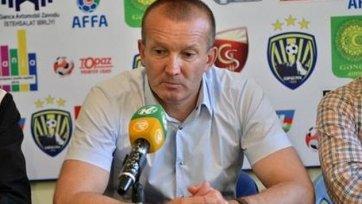 Григорчук планирует продлить свой контракт с «Габалой»