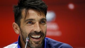 Буффон: «Франция имеет наиболее высокие шансы на победу на грядущем Чемпионате Европы»