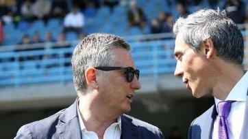 В «Фиорентине» сменился спортивный директор