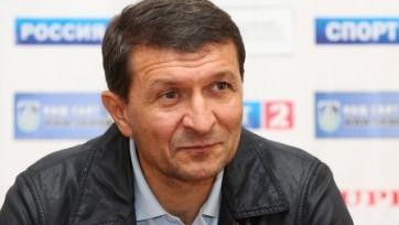 Юрий Газзаев: «В Махачкале постараемся сыграть агрессивнее»