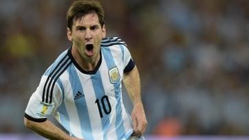 Месси: «Сборная Аргентины должна добиться успеха»