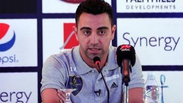 Хави: «С приходом Гвардиолы английский футбол изменится»