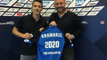 Крамарич стал полноценным  игроком «Хоффенхайма»