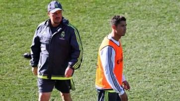 Криштиану Роналду: «Бенитес пытался учить меня, как я должен бить по воротам»
