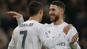 Рамос: «Трудно представить «Реал» без Роналду»