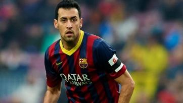 Бускетс продлил контракт с «Барселоной»
