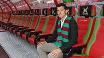 Официально: «Рубин» назначил Хави Грасию на пост главного тренера
