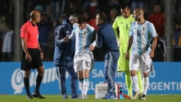 Месси получил травму в дуэли с Гондурасом