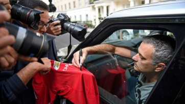 Моуринью получит бонус в размере 15-и миллионов фунтов за победу в ЛЧ