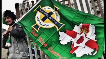Стала известна окончательная заявка Северной Ирландии на Евро-2016