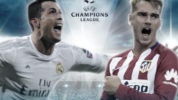 «Атлетико» - «Реал», онлайн-трансляция. Стартовые составы команд