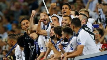 «Барселона» поздравила «Реал» с победой в Лиге чемпионов