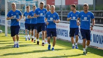 Футболистов сборной России проверили на допинг