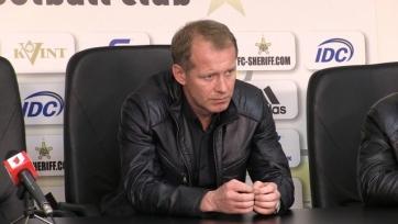 Рахаев покинул бельцкую «Зарю»