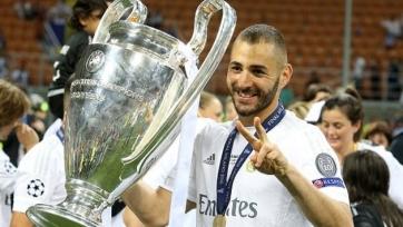 Бензема: «Я счастлив в «Реале» и хочу играть тут ещё много лет»