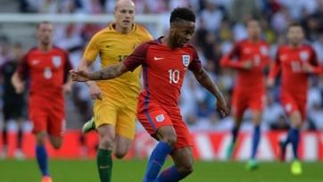 Стерлинг: «Англия постарается выиграть Евро-2016»