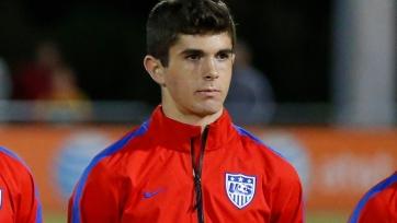 Пулишич – самый молодой игрок, забивший за сборную США