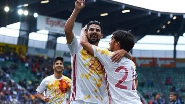 Сборная Испании обыграла боснийцев