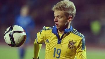 Зинченко – самый молодой автор гола за сборную Украины