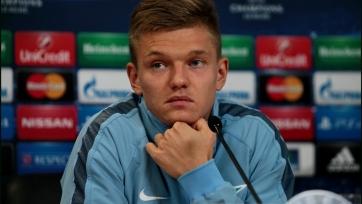 Олег Шатов: «В сборной царит отличная атмосфера, лучшая за три года»