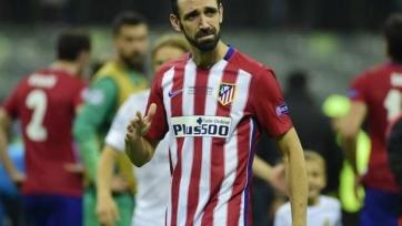 Хуанфран пообещал, что «Атлетико» обязательно выиграет Лигу чемпионов