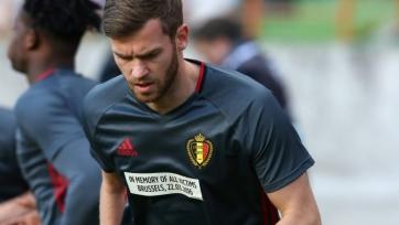 Ломбертс не поможет сборной Бельгии на Чемпионате Европы