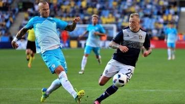 Швеция и Словения голами не порадовали
