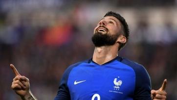 Французы вырвали победу в схватке с камерунцами