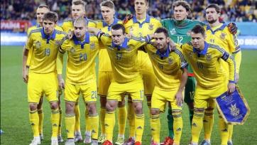 Селезнев, Зинченко и Бутко - в окончательной заявке сборной Украины