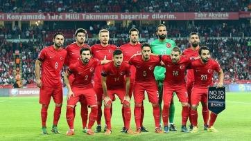 Сборная  Турции огласила свой список футболистов на Евро