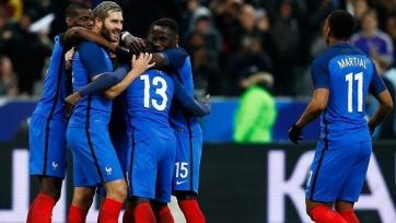 Франция: Есть заявка на Евро-2016