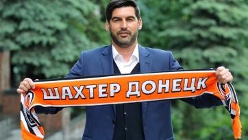 Официально: Фонсека – новый главный тренер «Шахтёра»