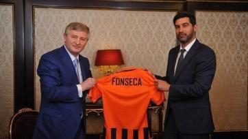 Фонсека: «Верю, что в будущем у нас будет возможность играть на «Донбасс Арене»