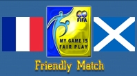 Франция - Шотландия Обзор Матча (04.06.2016)