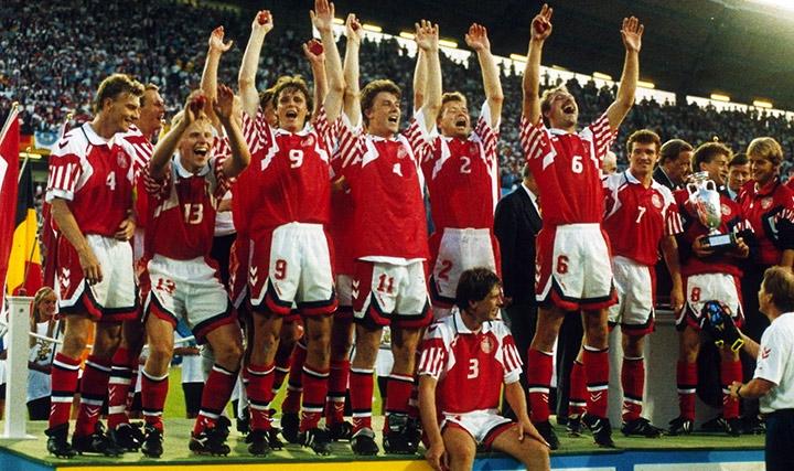 Лучшие матчи Чемпионатов Европы. Лихие 90-е. Часть 3