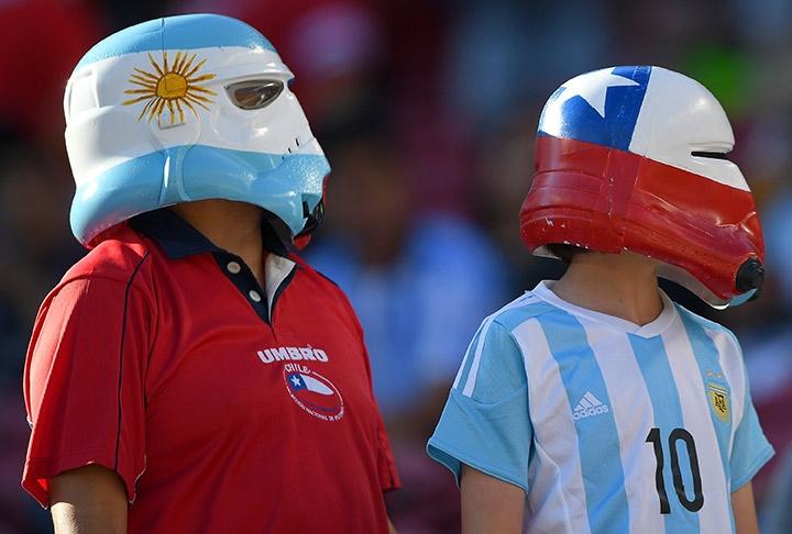 Дневник Кубка Америки-2016. Месть Аргентины и скукота по-бразильски