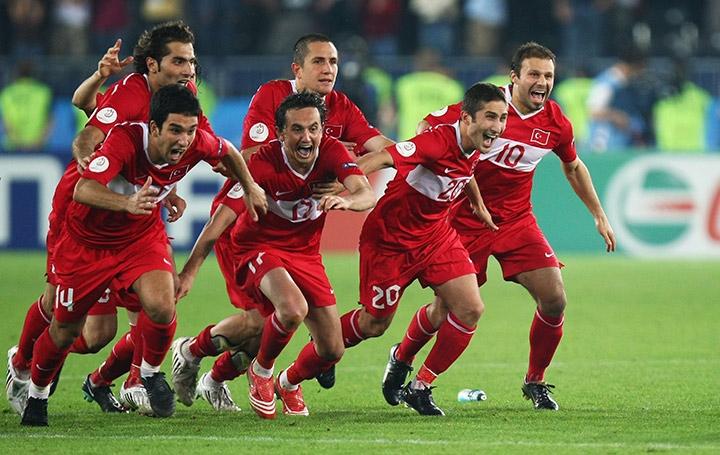 Лучшие матчи Чемпионатов Европы. Пресные нулевые. Часть 4