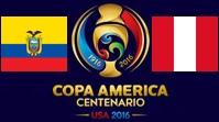 Эквадор - Перу Обзор Матча (09.06.2016)