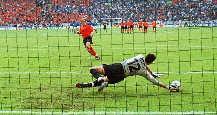 Лучшие матчи Чемпионатов Европы. Лучший Евро в истории. Часть 5