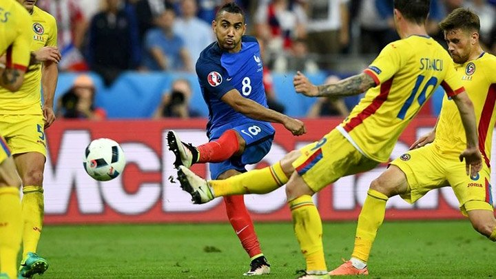 Пайехали! Самые интересные моменты первого дня Евро-2016